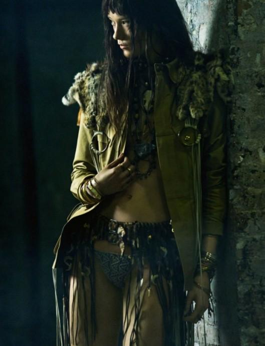 Yumi-Lambert-wear-Lost-Art-Numero-Magazine-Photo-Greg-Kadel